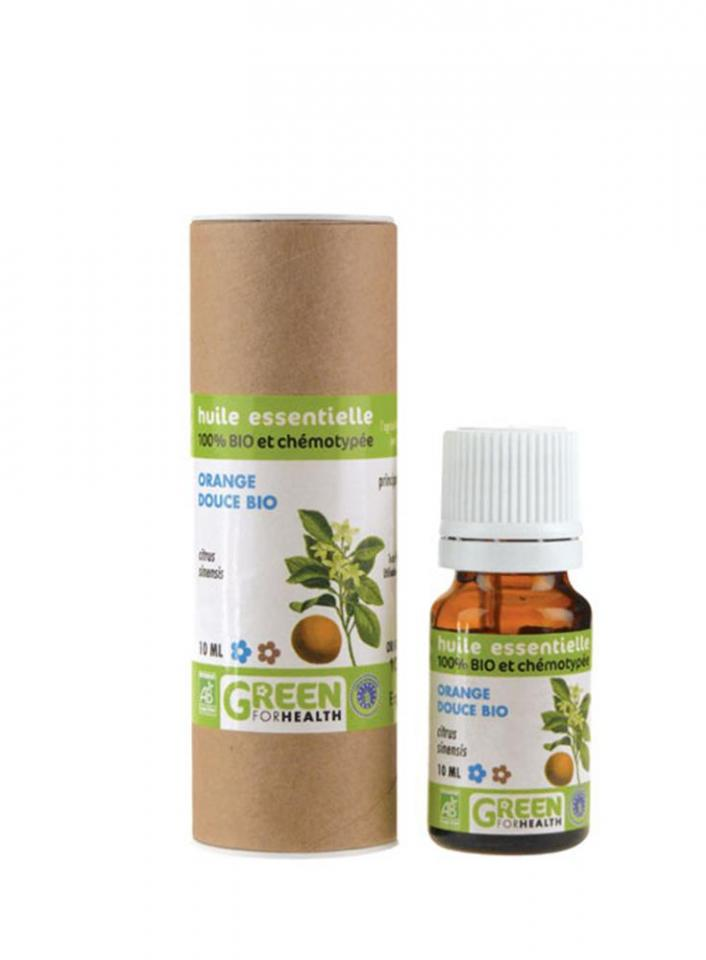 massage sensuel aux huiles essentielles Orange