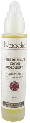 Huile de Coton Bio 50 ml -