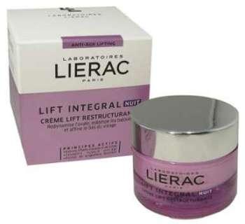Lierac lift integral nuit
