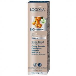 Logona - Crème de nuit Age
