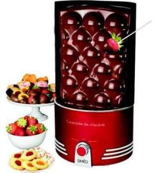 Fontaine chocolat Simeo FCH650