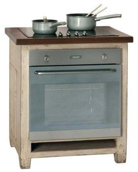 Conforama meuble pour cuisine four sous plaque modulo for Meuble pour four et plaque