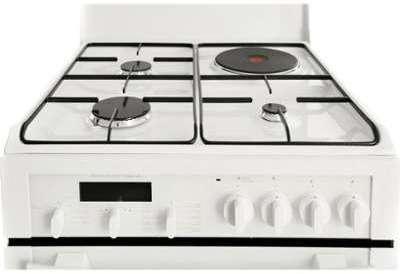 Cuisinière mixte SCM1065W