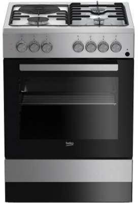 BEKO FSS63110DSCS cuisinière
