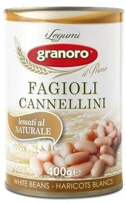 FLAGEOLETS CANNELLINI 400GR