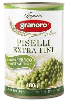 PETITS POIS EXTRA FINS 400GR