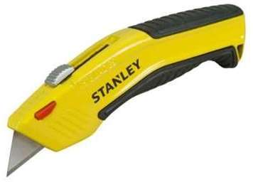 Stanley Couteau a lame retractable