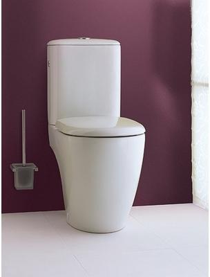 Lovely Rimfree WC fermeture