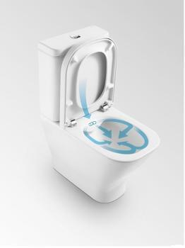 Pack WC sortie Duale CleanRim