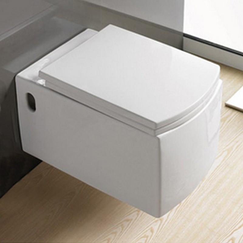 WC Suspendu - Avec Abattant