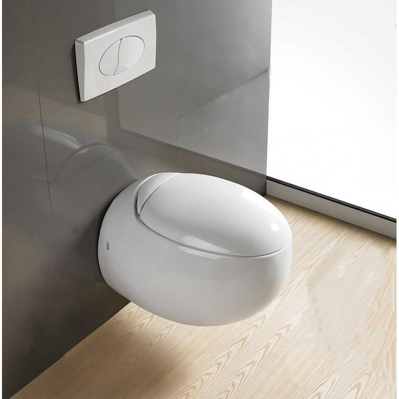 WC Suspendu uf - Avec Abattant