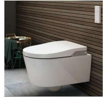 In-wash Inspira suspendu WC