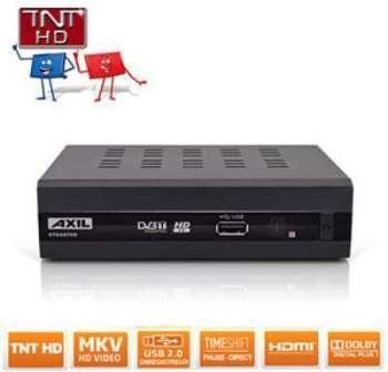 Récepteur TNT HD Enregistreur