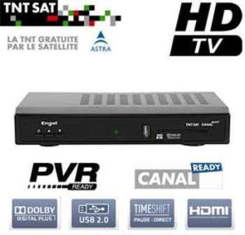 Récepteur TNT SAT HD Engel
