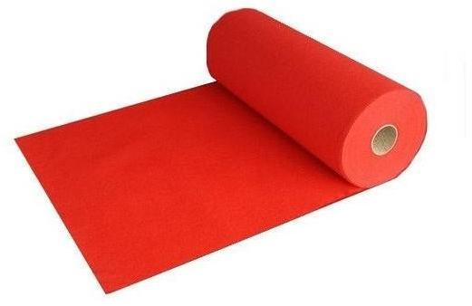 Tapis de salle Rouge
