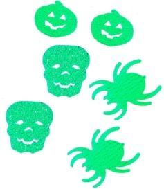 Confettis de table Halloween