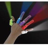 5 Bagues lumineuses à LED