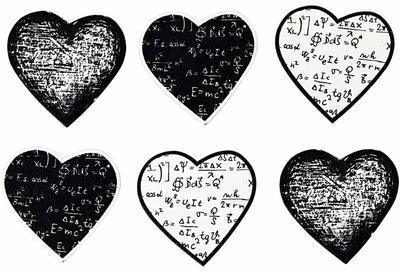 Coeur en bois 35 mm assortiment