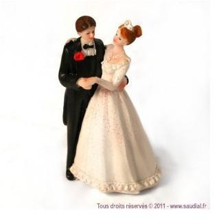 Figurine couple tendesse