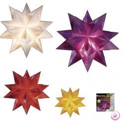 Bascetta étoile transparente