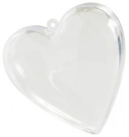 Petit coeur plastique