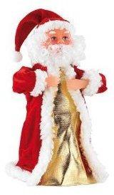 Père Noël Swinging Santa