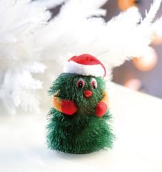 Sapin de Noël chantant et