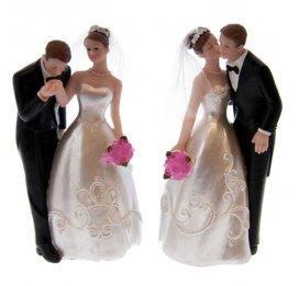 Figurine Mariage Princier