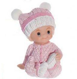 Sujet bapteme Fille Pyjama
