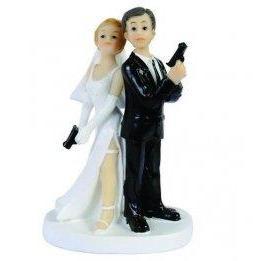 Figurine Mariage Première