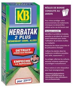 Catgorie dsherbant et herbicide page 1 du guide et for Anti repousse poil maison
