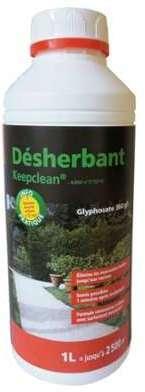 Désherbant Keepclean Glyphosate