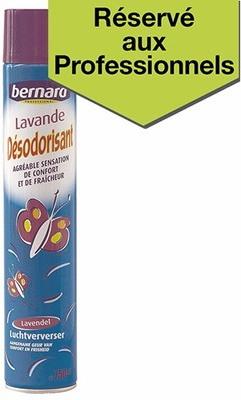 Désodorisant Bernard lavande
