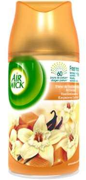 Recharge vanille caramel Air