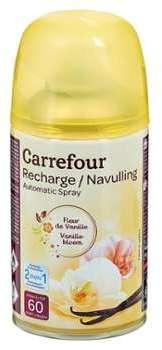 Recharge spray parfum fleur