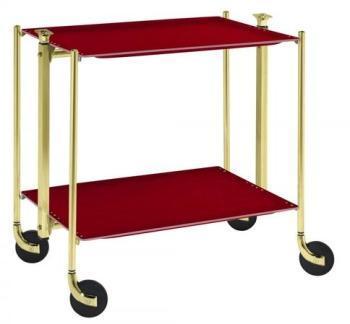 Table roulante pliante Textable