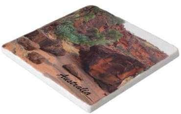 Trépied en pierre d Australien