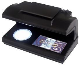 Le détecteur de faux billets
