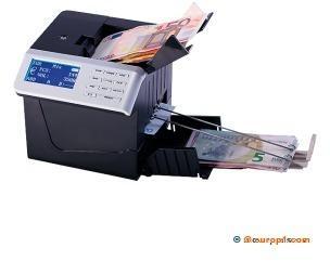 Valorisatrice de billets Euro