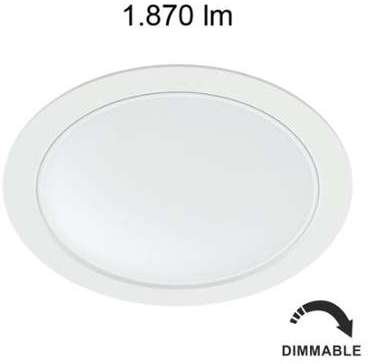 DOWNLIGHT LEDS AIR DIMMABLE