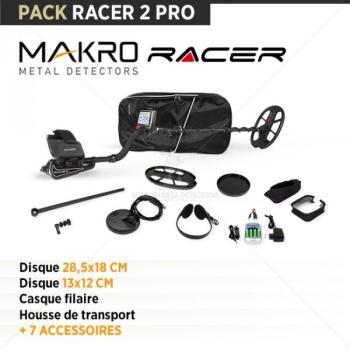 Détecteur de Métaux Pack Makro