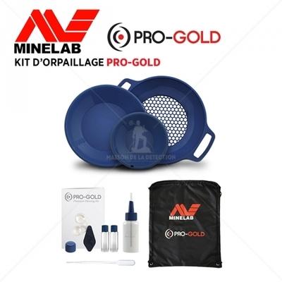 Kit d orpaillage Minelab Pro-Gold