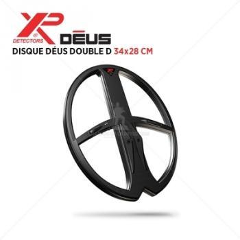 Disque XP DEUS 34x28 cm double