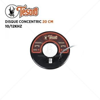 Disque TESORO Concentric 20