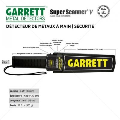 Détecteur de Métaux GARRETT