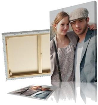 Photo sur toile format 75x70