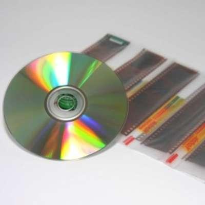 Scan et mise sur cd ou dvd