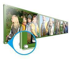 Tableau Multiphoto Plexi 80x20cm