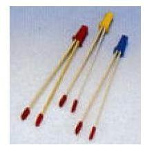 AHEL Pinces Papier Bambou
