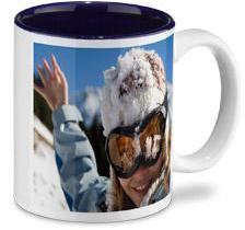 Mug photo intérieur coloré